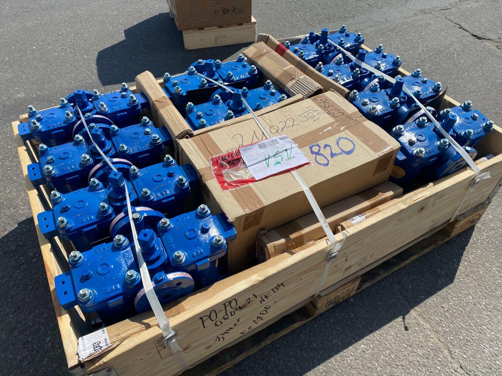 Компания Инмор производит и поставляет судовую арматуру и судовые фильтры